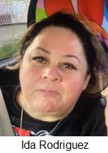Missing person – Ida Rodriguez